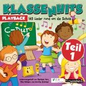 KlassenHits – Teil 1 – 143 Lieder rund um die Schule (Playback) von Reinhard Horn