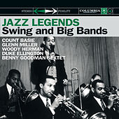 Jazz Legends: Swing & Big Bands de Various Artists
