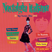 Nostalgia Italiana - 1968 de Various Artists