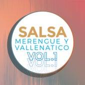 Salsa, Merengue y Vallenatico Vol. 1 de Various Artists