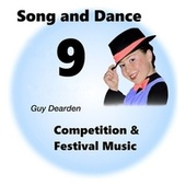 Song and Dance 9 - Competition & Festival Music de Guy Dearden