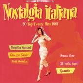 Nostalgia Italiana - 1961 von Various Artists