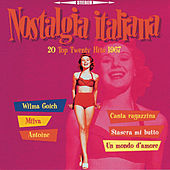 Nostalgia Italiana - 1967 von Various Artists