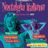 Nostalgia Italiana - 1963 de Various Artists