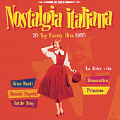 Nostalgia Italiana - 1960 von Various Artists