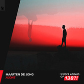 Alone by Maarten de Jong
