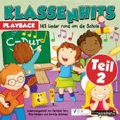 KlassenHits – Teil 2 – 143 Lieder rund um die Schule (Playback) von Reinhard Horn