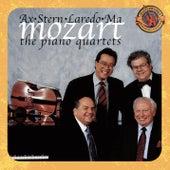 Mozart:  Piano Quartets, K. 493 & K. 478 [Expanded Edition] by Yo-Yo Ma