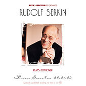 Beethoven: Piano Sonatas Nos. 30, 31 & 32 von Rudolf Serkin