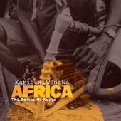 Karibuni Wana Wa Africa de Bomas Of Kenya