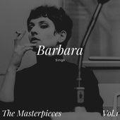 Barbara Sings - The Masterpieces, Vol. 1 de Barbara