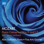 Mozart: Piano Concertos Nos. 9 & 17 (Arr. I. Lachner for Piano & String Quintet) von Alon Goldstein