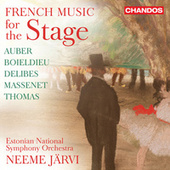 French Music for the Stage by Estonian National Symphony Orchestra