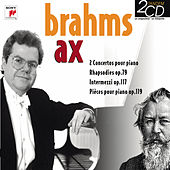 Brahms/Ax by Various Artists