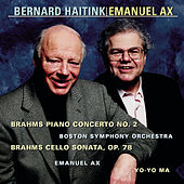 Brahms:  Concerto No. 2 for Piano and Orchestra, Op. 83 & Sonata in D Major, Op. 78 de Various Artists