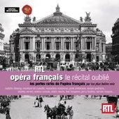 Opéra français - Coffrets RTL Classiques von Various Artists