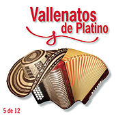 Vallenatos De Platino Vol. 5 de Various Artists