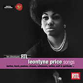 Leontyne Price - Songs von Leontyne Price