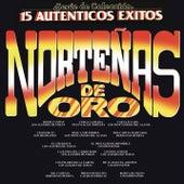 15 Norteñas de Oro by Various Artists