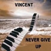 Never Give Up de Vincent