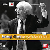 Helmuth Rilling - Coffrets RTL Classiques von Bach-Collegium Stuttgart