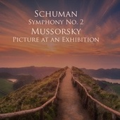 Schuman: Symphony No. 2 - Mussorsky: Picture at an Exhibition by Herbert Von Karajan