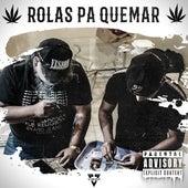 Rolas Pa Quemar de Various Artists