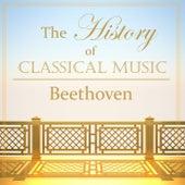 The History of Classical Music - Beethoven de Ludwig van Beethoven