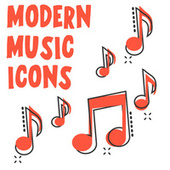 Modern Music Icons de Various Artists