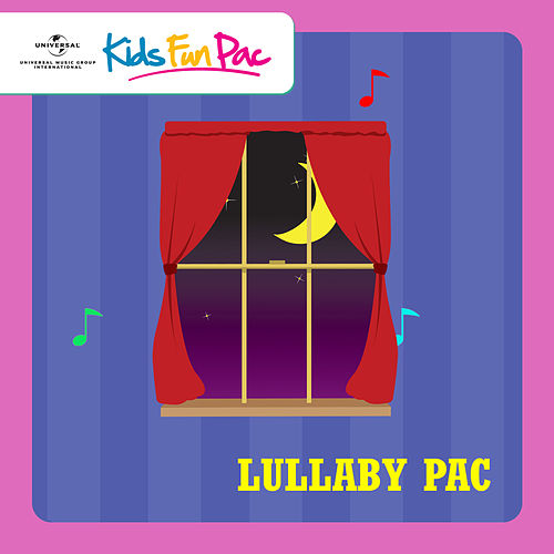 Kids Lullaby Pac de Various Artists