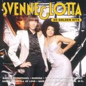20 Golden Hits de Svenne