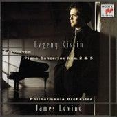 Beethoven: Piano Concertos Nos. 2 & 5 by James Levine