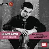 Korcia; violon passion - Coffrets RTL Classiques de Laurent Korcia