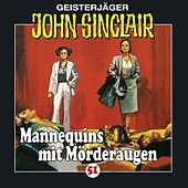 Mannequins mit Mörderaugen - Folge 51 von John Sinclair