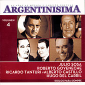 Argentinisima Vol.4 - Idolos Para Siempre de Various Artists