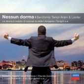 Nessun Dorma - Berühmte Tenor-Arien & Lieder von Various Artists