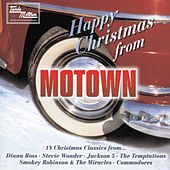Happy Christmas From Motown von Various Artists