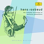 Hans Rosbaud - The Complete Recordings on DGG de Hans Rosbaud