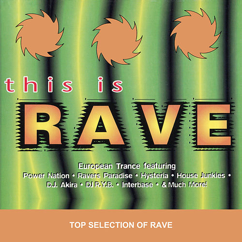 This Is Rave by Various Artists