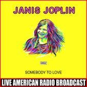 Somebody To Love (Live) fra Janis Joplin