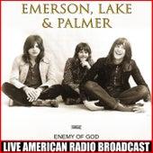 Enemy Of God (Live) de Emerson, Lake & Palmer