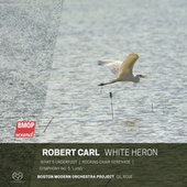 Robert Carl: White Heron by Boston Modern Orchestra Project