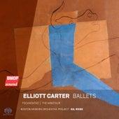 Elliott Carter: Ballets by Boston Modern Orchestra Project