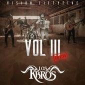 En Vivo, Vol. 3 de Los K-Bros