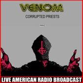 Corrupted Priests (Live) de Venom