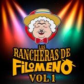 Las Rancheras De Filomeno, Vol. 1 by El Huaso Filomeno