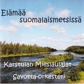 Elämää suomalaismetsissä by Karstulan Mieslaulajat ja Savotta-orkesteri