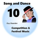 Song and Dance 10 - Competition & Festival Music de Guy Dearden