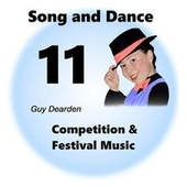 Song and Dance 11 - Competition & Festival Music by Guy Dearden