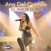 El Amor Es Así (En Vivo) de Ana del Castillo